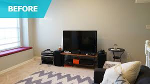 bonus room makeover ideas ikea home tour youtube