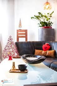 tannenbaum 40 cm rot weihnachtsdeko