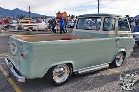 100 Econoline Truck The Fit And Finish On This 1961 Ford Pickup Is Top Notch