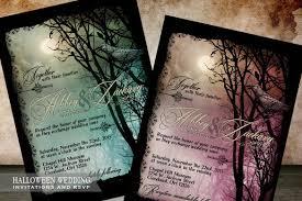 Free Halloween Invitation Templates Microsoft by 21 Halloween Wedding Invitation Templates U2013 Free Sample Example