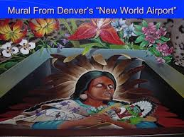 the steady drip denver airport murals explained by dr leonard