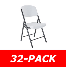 lifetime chairs folding stacking bulk discounts available