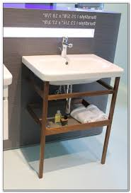 duravit happy d pedestal sink sinks and faucets home design
