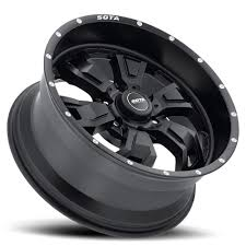 100 6 Lug Truck Rims Aftermarket Wheels SCAR SOTA Offroad