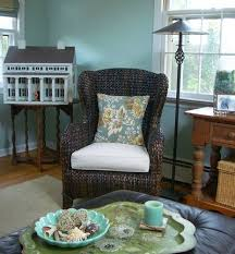 Used Pottery Barn Seagrass Chairs by A New Spot To Curl Up With A Good Book The T Cozy