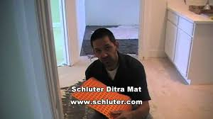 Suntouch Heated Floor Not Working by Electrical Heating Mat For Tile Floor Tips Youtube