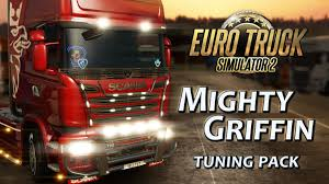 Download Mighty Griffin DLC Tuning Pack For ETS 2 » Download Game ... Euro Truck Simulator 2 Download Free Version Game Setup Steam Community Guide How To Install The Multiplayer Mod Apk Grand Scania For Android American Full Pc Android Gameplay Games Bus Mercedes Benz New Game Ets2 Italia Free Download Crackedgamesorg Aqila News