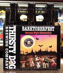 Shock Top Pumpkin Wheat Beer Nutrition by Barktoberfest Howling Good Beer From Thirsty Dog Beer