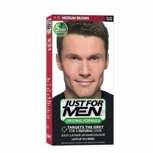 Just for Men Hair Colorant - Medium Brown