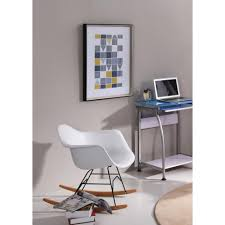 Hodedah White Mid-Century Modern Arm Rocking Chair HIC404 WHITE ... Mainstays Outdoor 2person Double Rocking Chair Walmartcom Modern White Tipp City Designs Buy Edgemod Em121whi Rocker Lounge In At Contemporary On The Back Side Isolated Background 3d Model Aosom Hcom Wood Indoor Porch Fniture For Grey And Illum Wikkelso Mid Century Wire Mesh By For Sale Black And Dcor The Lifestyle I Like White Plastic Rocking Chair Brighton East Sussex Gumtree Design Classic Eames Set