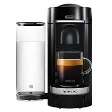 Nespresso Vertuo Plus Deluxe Coffee And Espresso Machine By DeLonghi Black Target