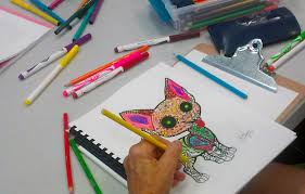 Many Libraries Purchase Coloring Books Or Print Free Pages Online For Their Clubs Other Supplies