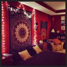 Bohemian Hippie Bedroom Ideas Vintage Style Of