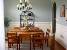 Interesting Paint Color Ideas For Dining Room With Chair Rail Cool Colors Design Full Size Of Comely Best Table