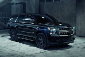 100 Tahoe Trucks For Sale 2018 Chevrolet Gets Goth Makeover With Midnight