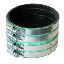 Dresser Couplings For Ductile Iron Pipe by 4 In Service Weight Cast Iron Hub X 4 In Sch 40 Pvc Compression