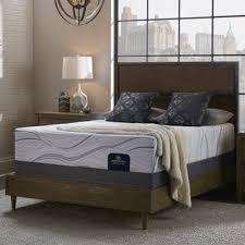Serta Perfect Sleeper Air Mattress With Headboard by Serta Perfect Sleeper Isolation Elite 12 Inch King Size Gel Memory