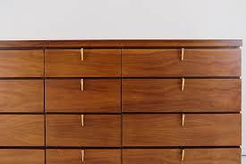 Johnson Carper Mid Century Dresser by Johnson Carper Fashiontrend Mid Century Modern Lowboy 12 Drawer