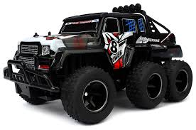 100 Rc Dually Truck Amazoncom Velocity Toys Speed Wagon 6X6 Remote Control RC High