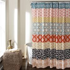 Lush Decor Curtains Canada by Shower Curtains Amazon Com