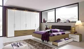 schlafzimmer zamaro in eiche volano bianco weiß hochglanz
