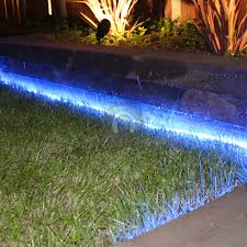 Outdoor Rope Lights Blue