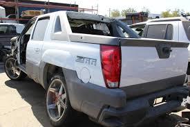2002 Chevrolet Avalanche 1500 5 3L