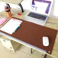 Staples Office Desk Mats by Desk Aiboully 6333cm Soft Wool Felt Woolfelt Laptop Desk Mat