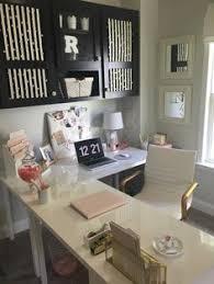Ikea L Shaped Desk Black by L Shape Desk Ikea Hack Gold White And Magenta Office Decor