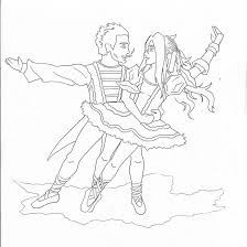 Nutcracker Coloring Pages 12 Coloringpagehub