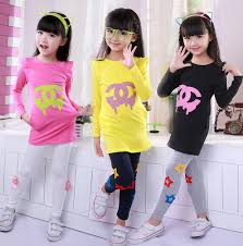 Girls Fashion Clothing