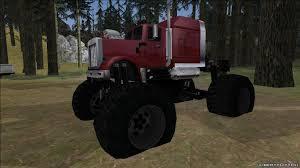100 Gta 4 Monster Truck Cheat Replacement Of Monsterdff In GTA San Andreas 58 File