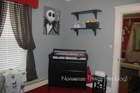 nightmare before christmas room decor decoration image idea