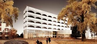 100 Martinez Architects Hotel Park And Seeallee Heiden Competition Entry Kubota Bachmann