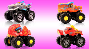 Animal Monster Trucks | Dinosaurs | Toy Unboxing Videos For Children ... Traxxas Stampede 110 Rtr Monster Truck Pink Tra360541pink Best Choice Products 12v Kids Rideon Car W Remote Control 3 Virginia Giant Monster Truck Hot Wheels Jam Ford Loose 164 Scale Novias Toddler Toy Blaze And The Machines Hot Wheels Jam 124 Scale Die Cast Official 2018 Springsummer Bonnie Baby Girls 2 Piece Flower Hearts Rozetkaua Fisherprice Dxy83 Vehicles Toys Kohls Rc For Sale Vehicle Playsets Online Brands Prices Slash Electric 2wd Short Course Rustler Brushed Hawaiian Edition Hobby Pro