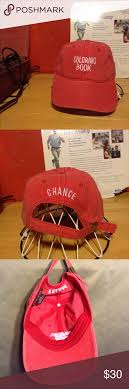 Chance The Rapper Coloring Book Hat Red In Great Condition