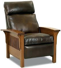 Mission Recliner Leather Mission Leather Recliner Chair ... Antique Arts Crafts Mission Youth High Chair Original Local Pick Up Mission Oak Library Table Desk 42 12 Across 26 Deep 30 Pressed Back 39 At 18 To Seat Victgeorgian Childs Metamorphic A Set Of Four Style Oak High Back Ding Chairs Mode 3 Ways To Increase The Height Ding Chairs Wikihow Vintage Arts And Crafts Or Mission Plant Stand Style Oak Tv Stands The Fniture Shop Stow Leaf Set Dark Bow Arm Morris Brown Cherry Tags Maple Big Armchair Pair In Charles Rohlfs