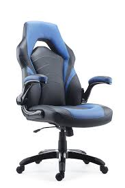 Staples Bonded Leather Racing Gaming Chair, Black And Blue (51464-CC) Pottery Barns Playstation Fniture Is The New Highend X Rocker Xpro 300 Black Pedestal Gaming Chair With Builtin Speakers Ncaa High Back Chairs By Rawlings 2pack Imperial Goto Source For This Years Dorm Room Must College Covers Ohio State Buckeyes Bunjo Dual Commander Available In Multiple Colors Zline Executive Game Tables Shop Noblechairs Epic Series White South Africa Style Office Racing Design Corsair T1 Race And Pc Proline Tall Swivel Outdoor