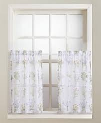 Boscovs Kitchen Curtains by Kitchen Curtains Curtains And Window Treatments Macy U0027s