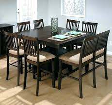 White Counter Height Table Set Bar Chairs Pub Dining Room Sets With Storage Amazing Ideas