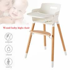 High Chair Baby Wooden Convertible Table Seat Booster ... Wooden High Chair For Babies And Toddlers With Harness Removable Tray Adjustable Legs High Chairs Hedstrom Vintage Convertible Pads Skip Hop Tuo 2in1 Koodi Duo Highchair Rubber Tree Wood 6 Months 3 Years Plan Asunflower In 1 Modern Solution Cushion Feeding Toddlerinfantbaby Childrens Ding Fashion Recall Chairs Room Lovable Jenny Lind For Abiie Beyond With The Perfect Baby Your Or As A Months