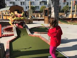 Stagecoach Greens Mini-Golf And Food Trucks Opens In San Francisco