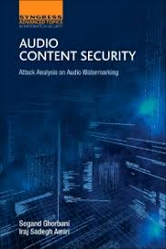 Cover Image For Audio Content Security