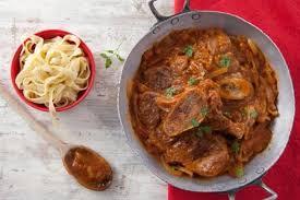 cuisine osso bucco recette de osso buco de veau à la milanaise facile et rapide