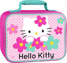 Hello Kitty Bathroom Set At Target by Amazon Com Thermos Soft Lunch Kit Hello Kitty Kitchen U0026 Dining