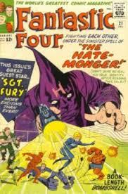 Marvel Comicss Fantastic Four Issue 21