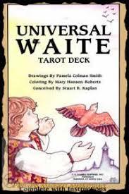 Universal Waite Tarot Deck Instructions by Panpipes Magickal Marketplace Magickal Tarot