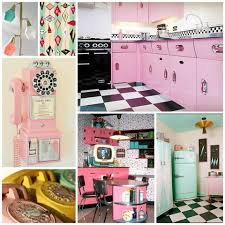 Primary 1950s Design Trends Pastels Pastel Decor Colors Were Huge In Kitchens