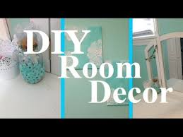 DIY Room Decor 3 Easy Crafts For Your Bedroom