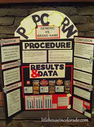 Science Fair Posters Best 25 Project Board Ideas